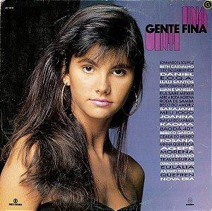 LP - Gente Fina Nacional (Novela Globo) (Vários Artistas)