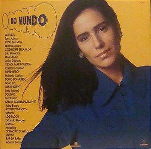 LP - O Dono Do Mundo Nacional (Novela Globo) (Vários Artistas)