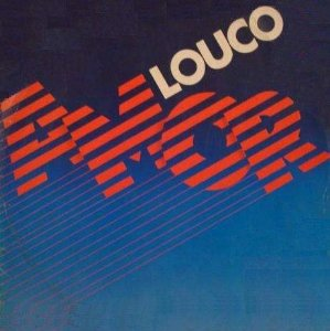 LP - Louco Amor Nacional (Novela Globo) (Vários Artistas)