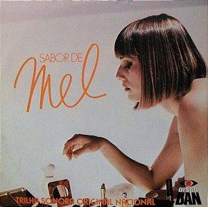 LP - Sabor de Mel Nacional (Novela BAND) (Vários Artistas)