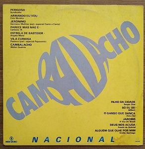 LP - Cambalacho Nacional (Novela Globo) (Vários Artistas)