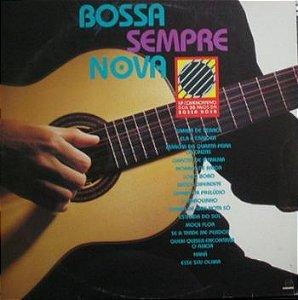 CD - Bossa Sempre Nova (Vários Artistas)