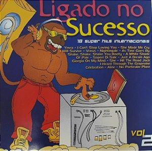 CD - Ligado No Sucesso Vol. 2 (Vários Artistas)