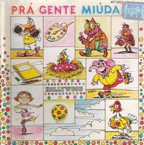CD - Pra Gente Miúda (Vários Artistas)