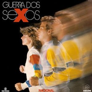 LP - Guerra Dos Sexos Nacional (Novela Globo) (Vários Artistas)