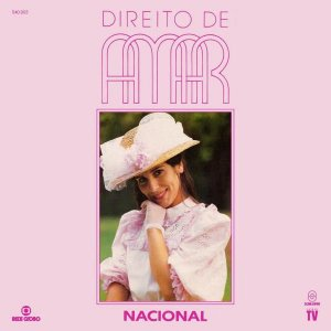 LP - Direito De Amar Nacional (Novela Globo) (Vários Artistas)
