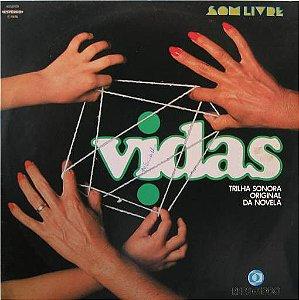 LP - Duas Vidas Nacional (Novela Globo) (Vários Artistas)
