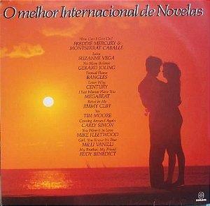 LP - O Melhor Internacional De Novelas (1992) (Vários Artistas)