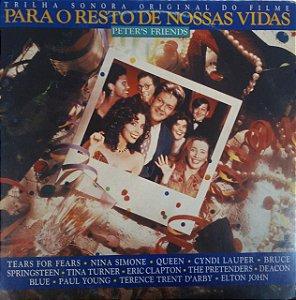 LP - Para O Resto De Nossas Vidas - Peters Friends (Vários Artistas)