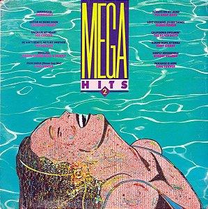 LP - Mega Hits - Vol 2 (Vários Artistas)