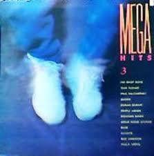 LP - Mega Hits - Vol 3 (Vários Artistas)