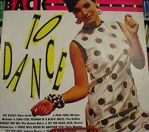 LP - Back To Dance (Vários Artistas)