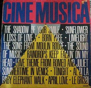 LP - Cine Música (Vários Artistas)
