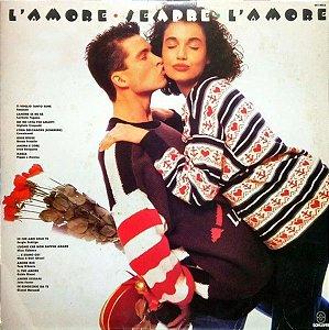 LP - L'amore Sempre L'amore (Vários Artistas)