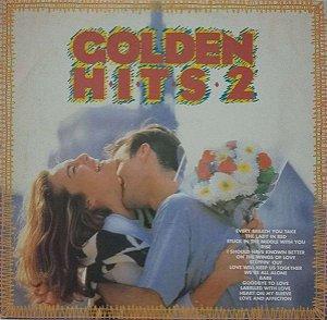 LP - Golden Hits 2 (Vários Artistas)