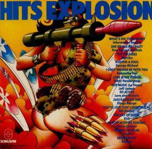 LP - Hits Explosion (Vários Artistas)