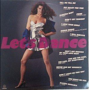 LP - Let's Dance (Vários Artistas)