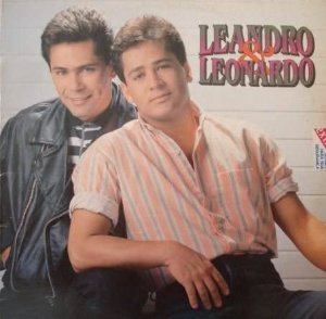 LP - Leandro e Leonardo (1992) (Temporal De Amor)