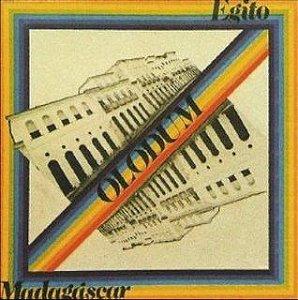 LP - Olodum-  Egito Madagáscar