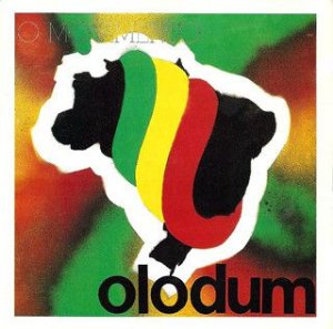 LP - Olodum - O Movimento