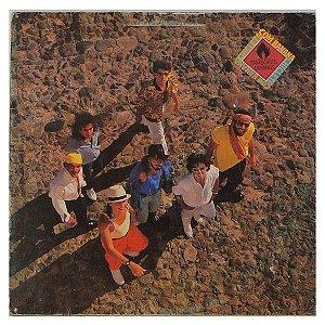 LP - Chiclete com Banana - Tambores Urbanos