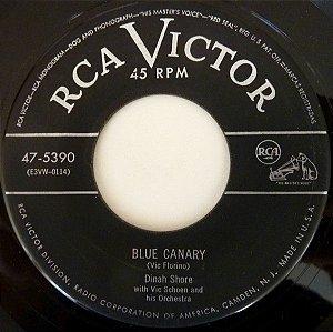 COMPACTO - Dinah Shore - Blue Canary / Eternally (EUA)
