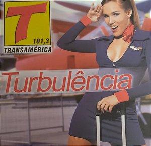 CD - Turbulência - Transamérica 101,3 (Vários Artistas)