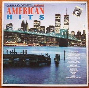 CD - Casablanca Orchestra – American Hits