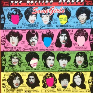 LP - The Rolling Stones – Some Girls (Lacrado) Importado (Europa)