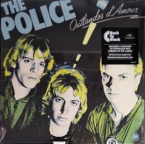 LP - The Police – Outlandos D'Amour (Novo Lacrado) Importado (US)