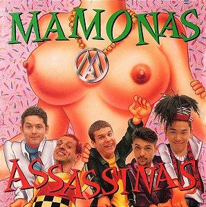 CD - Mamonas Assassinas - Novo (Lacrado)