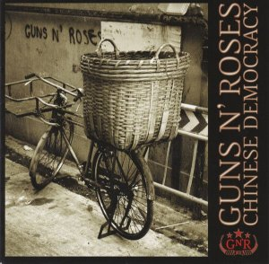 CD - Guns N' Roses – Chinese Democracy - Novo (Lacrado)