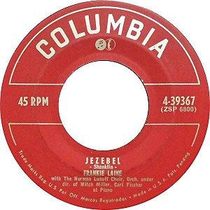 COMPACTO - Frankie Laine - Jezebel  /  Rose, Rose,I Love You Artista: Frankie Laine