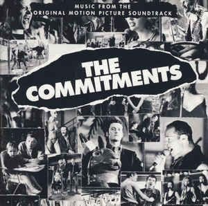 CD - The Commitments ‎– The Commitments (Music From The Original Motion Picture Soundtrack)  - sem contracapa