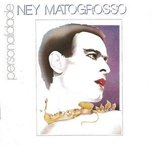CD - Ney Matogrosso (Coleção Personalidade)