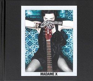 CD - Madonna - Madame X Deluxe Edition (Novo Lacrado) Digipack