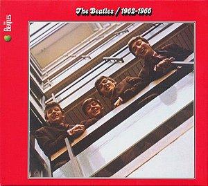 CD - The Beatles – 1962 - 1966 (Novo Lacrado) Digipack
