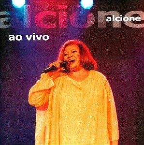 CD - Alcione - Ao Vivo