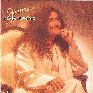 CD - Joanna - Canta Lupicínio
