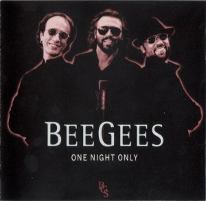 CD - Bee Gees - One Night Only (Importado EUA)