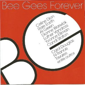 CD - Bee Gees - Bee Gees Forever