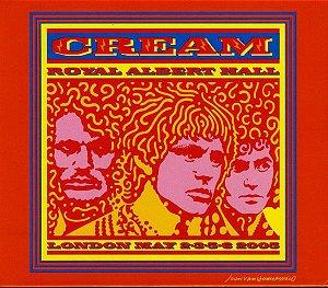 CD - Cream – Royal Albert Hall London May 2-3-5-6 2005 (Novo Lacrado) Duplo