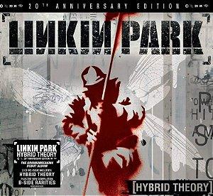 CD - Linkin Park – Hybrid Theory (Novo Lacrado) Duplo