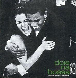 CD - Elis Regina,  Jair Rodrigues – Dois Na Bossa Vol.3