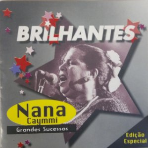CD - Nana Caymmi - Brilhantes