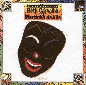 CD - Beth Carvalho E Martinho Da Vila – O Carnaval De Beth Carvalho E Martinho Da Vila