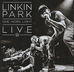 CD - Linkin Park – One More Light Live (Novo Lacrado)