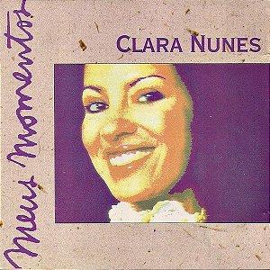 CD - Clara Nunes (Coleção Meus Momentos)