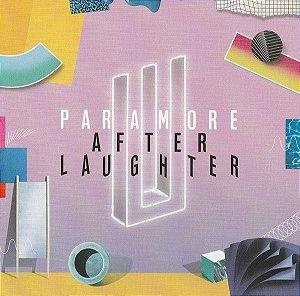 CD - Paramore – After Laughter (Novo Lacrado)