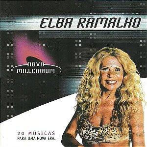 CD - Elba Ramalho (Coleção Novo Millennium - 20 Músicas Para Uma Nova Era)